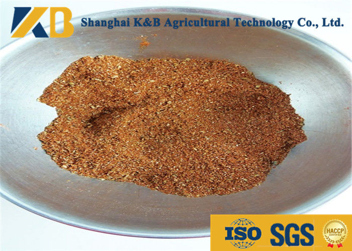 Non Additive Pure Fish Meal Animal Feed With 1000 Kg Plastic Bag Packing
