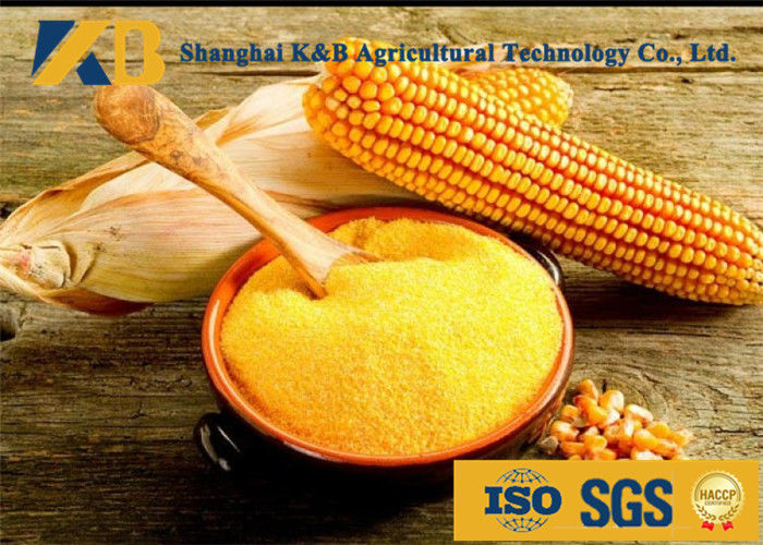 CAS 66071-96-3 CGM Corn Gluten Meal Yellow Powder For Deepen Eggs Color